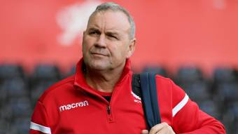 Pivac names first Wales squad for Baa-Baas clash
