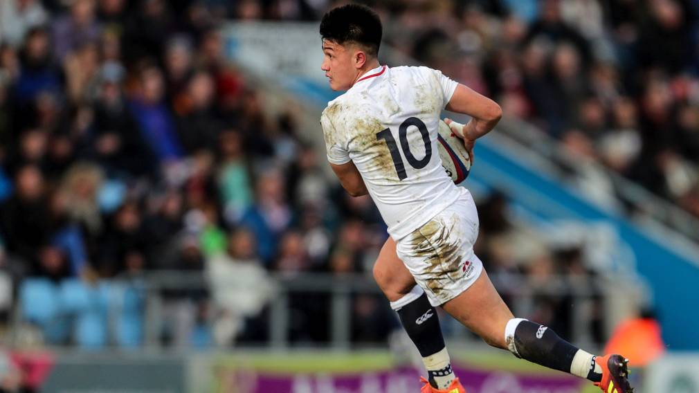 Smith and Dombrandt star as England down Barbarians