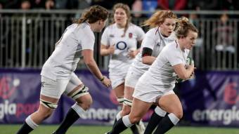 England beat Barbarians in historic first meeting