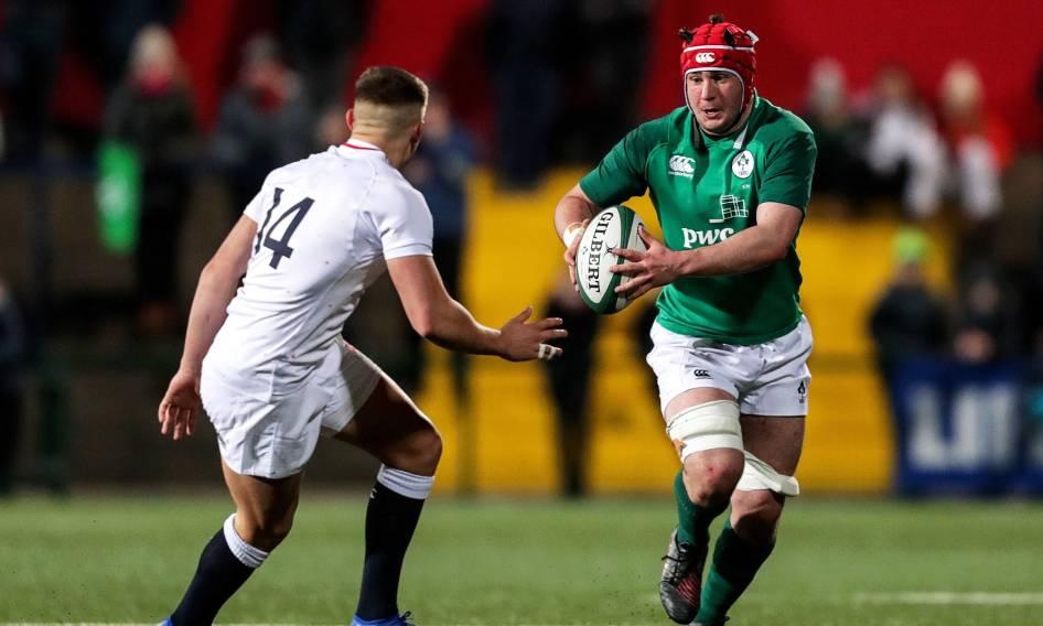 World Rugby Under-20 Championship day one round-up