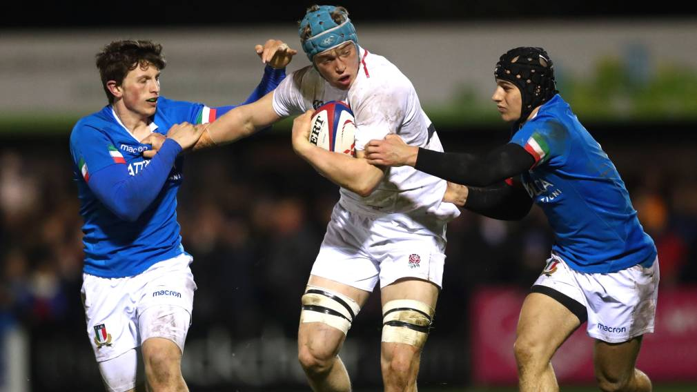 England edge Italy while France topple Wales in World Rugby U20 Championship