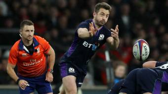 Laidlaw answers Scotland's call for World Cup opener
