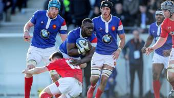 Joseph returns for France Under-20s in semi-final clash