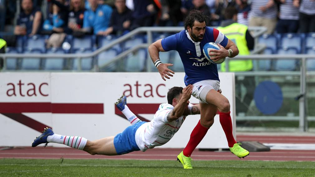 France run in seven tries in final warm-up