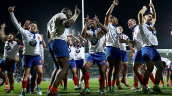 France U20s captain Vincent hails team after defending world title