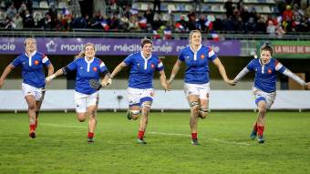 France Women claim historic second win in a row over New Zealand