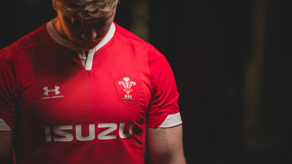 Wales reveal new look for 2020 Guinness Six Nations