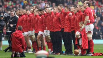World Cup warm-up: Wales