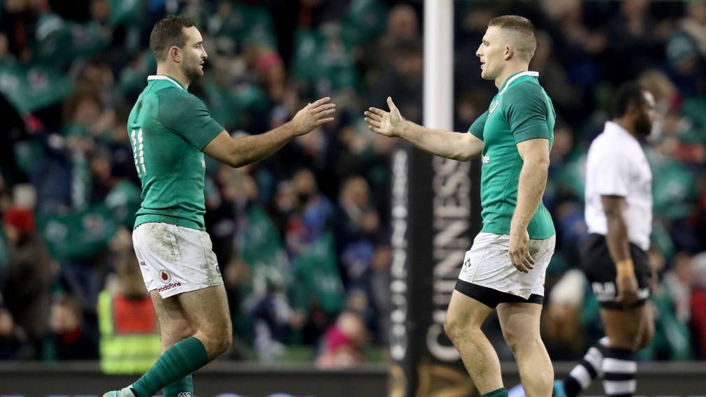 Ireland welcome back Dave Kearney for World Cup warm-up against Italy