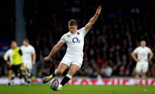 Farrell back to captain England as Jones rings changes for Ireland visit
