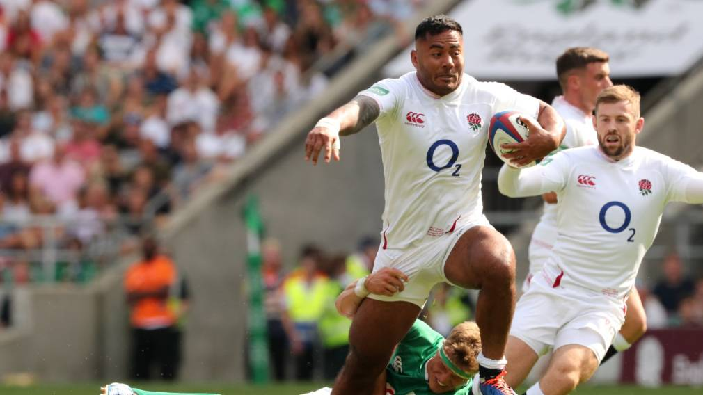 Analysis: Tuilagi overpowers Ireland as England flex their muscles