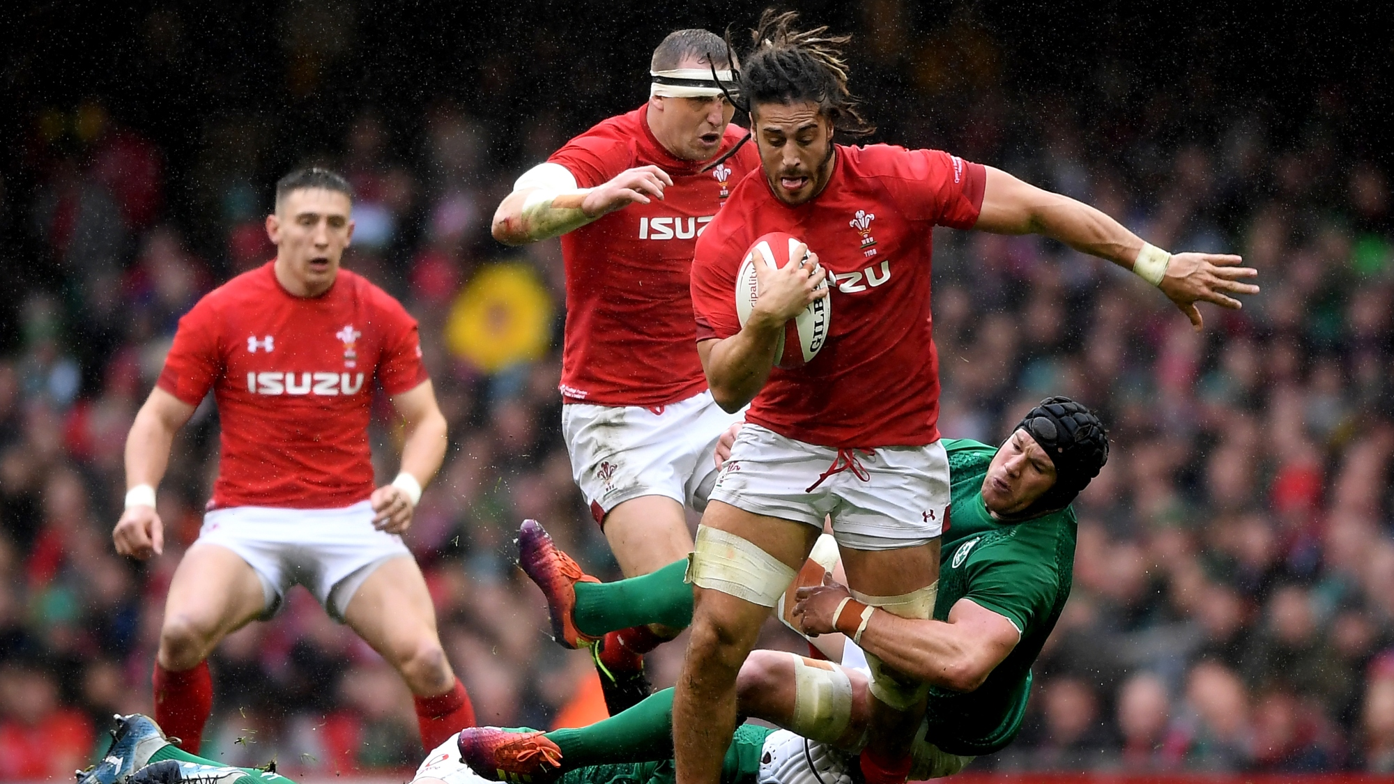 Six Nations Rugby | Josh Navidi's journey to captaining Wales