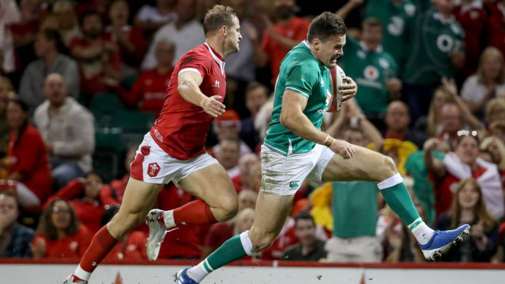 Stockdale at the double as Ireland hold off Wales