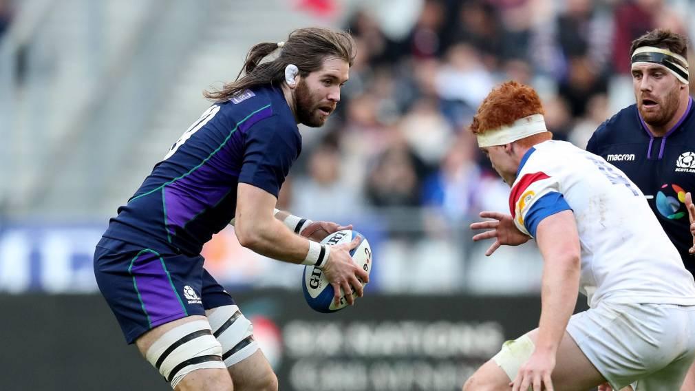 Scotland run in five tries in Georgian success