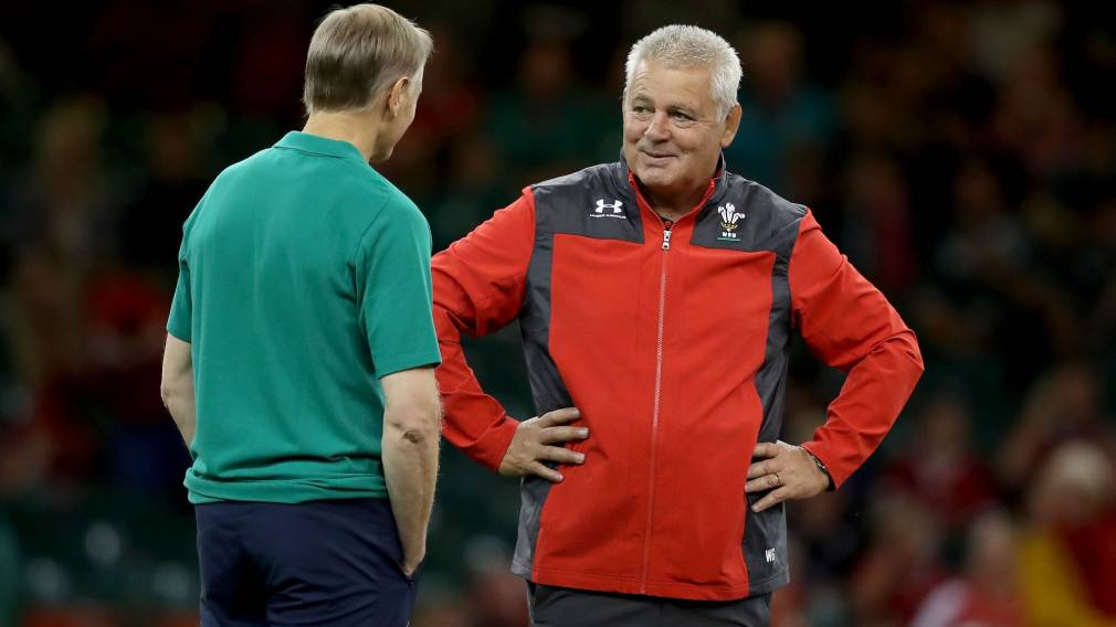 Gatland shrugs off defeat as focus shifts to World Cup