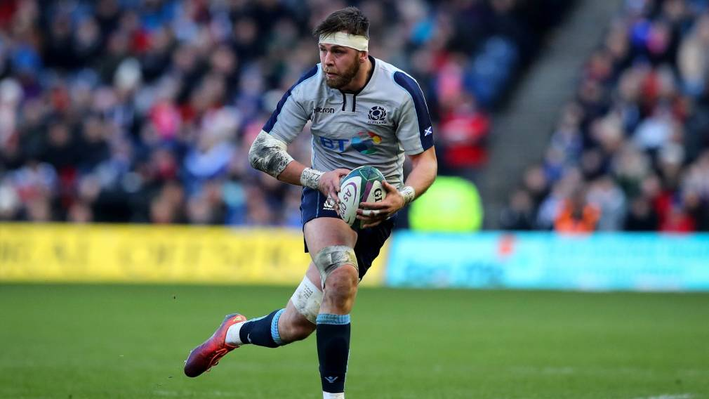 Wilson to captain Scotland for first time