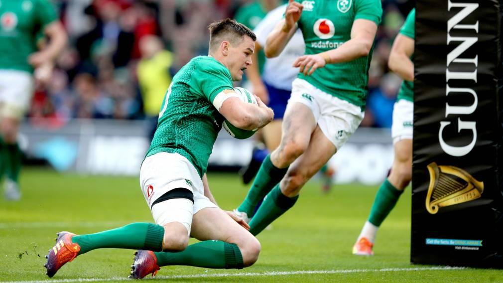 Sexton starts in Dublin as Best says farewell