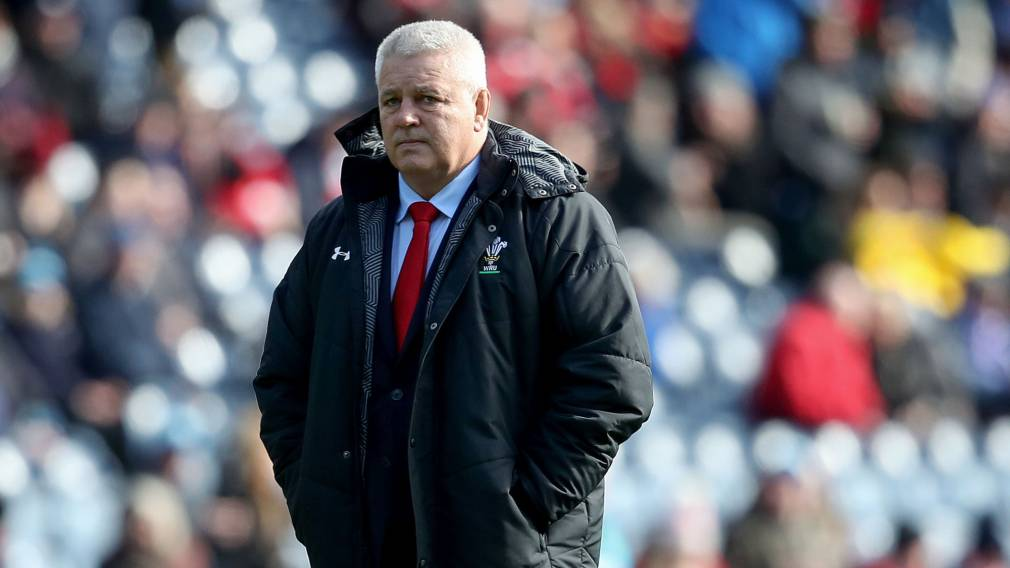Warren Gatland – farewell to a great
