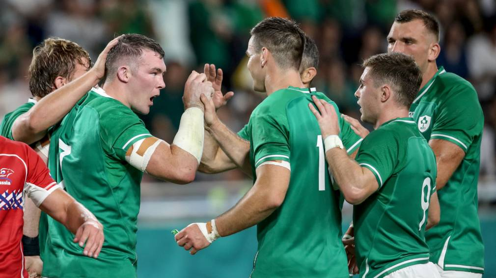 Lancaster: Senior Ireland players will need to be at their best to retain starting spots