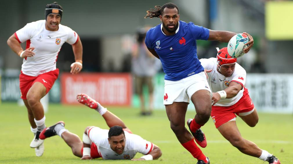 Tonga show spirit to push France to the limit