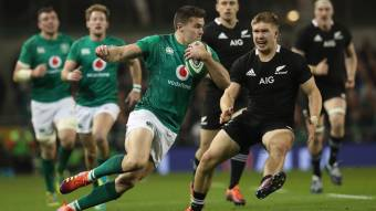 Preview: Ireland v New Zealand