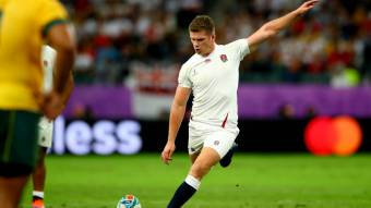 Analysis: Farrell leads by example as England hit the heights