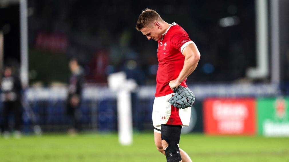 Davies and Wales set sights on New Zealand after semi-final loss
