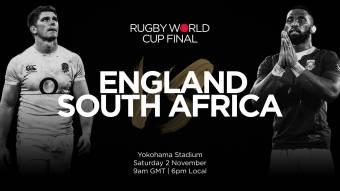 Avant-match : Angleterre – Afrique du Sud