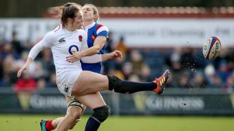 England and France relishing first autumn international battle