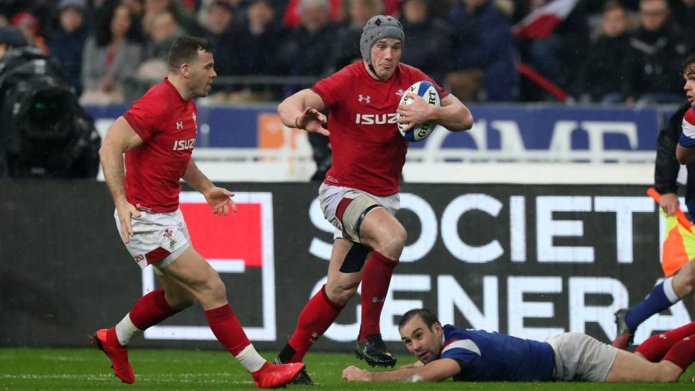 Wales' Jonathan Davies ruled out of Six Nations with knee injury