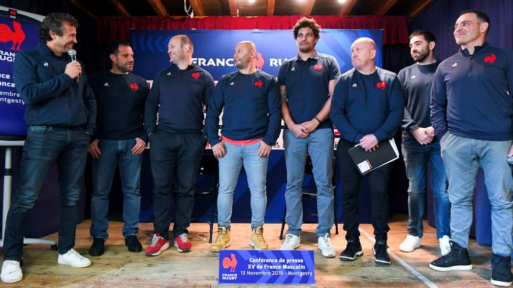 Edwards unveiled as Galthie plans bright French future
