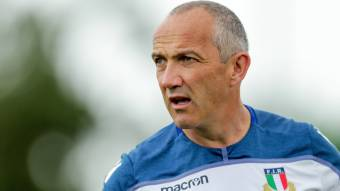 O'Shea steps down as Italy head coach