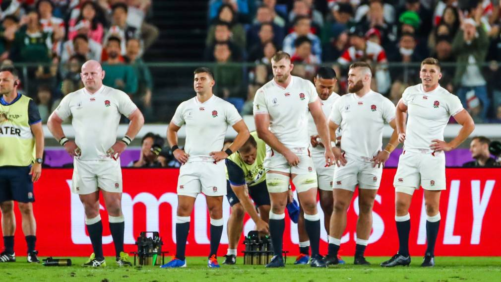 Jones admits error but wants to turn England into rugby 'powerhouse'