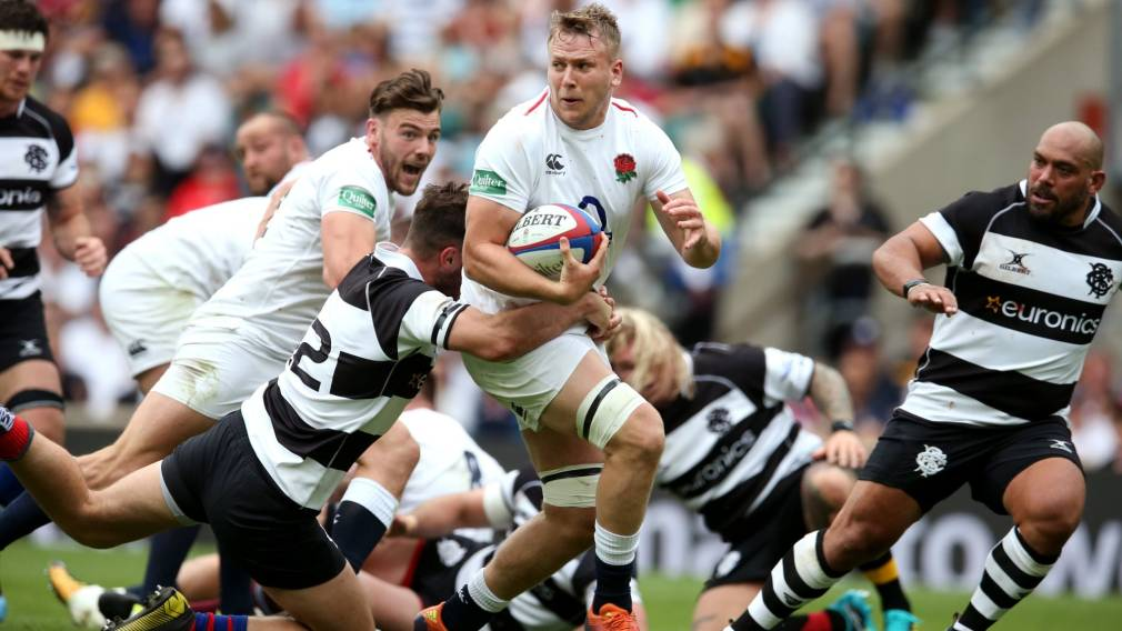 Dombrandt returns in style for Quins while Thorley shows cutting edge