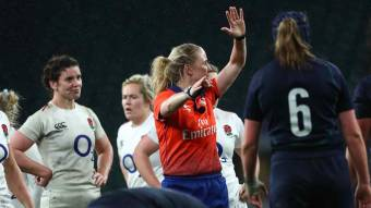 Referees at the ready for 2020 Women's Six Nations