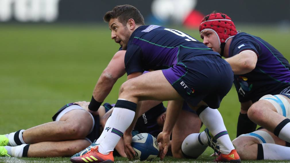 Laidlaw backing Scotland for Championship title tilt
