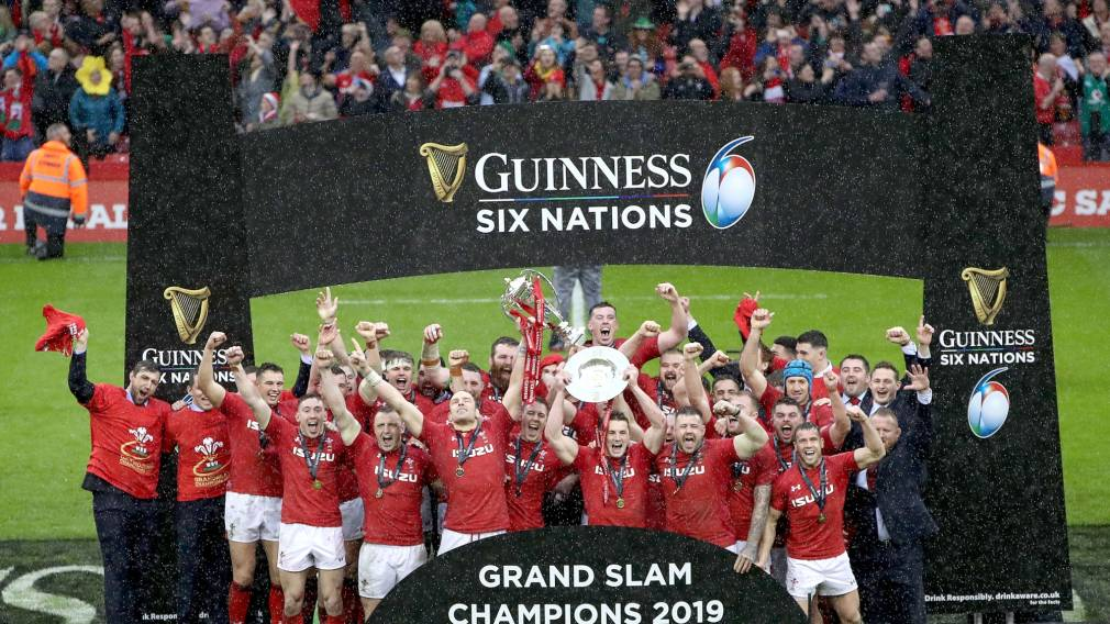 Guinness Six Nations: A decade in review