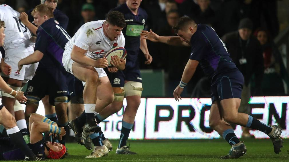 Dickens names England squad for Under-20s Six Nations