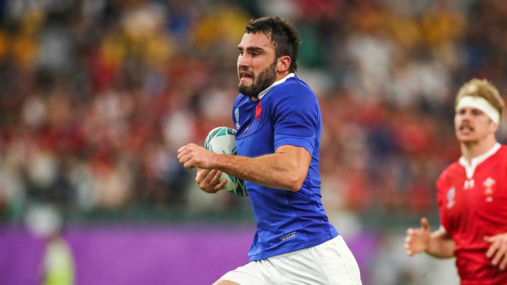 Flanker Ollivon named France rugby captain