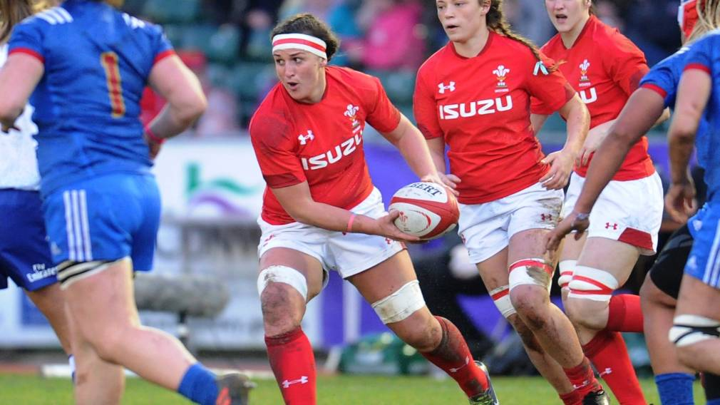 Wales announce squad for Women's Six Nations