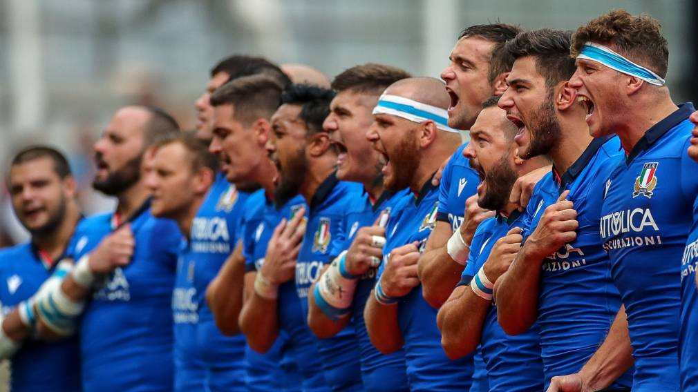 Recalls and new faces in Italy squad