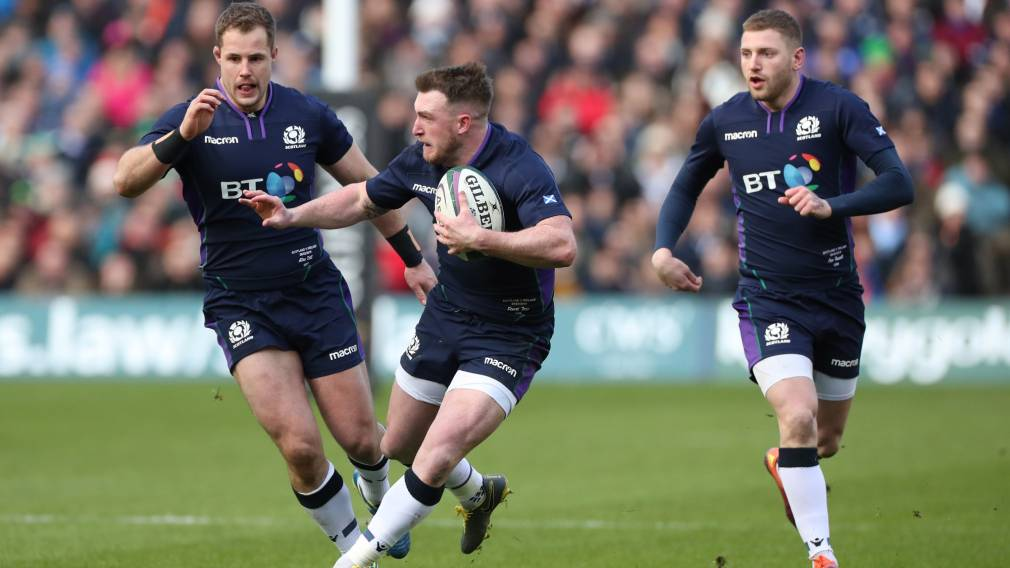Hogg to lead Scots for Six Nations rugby