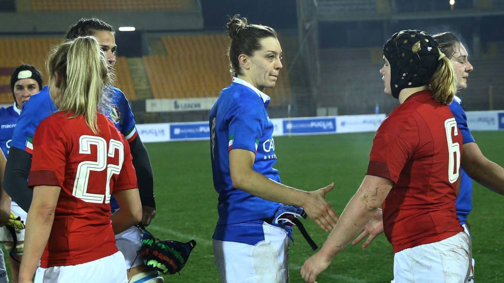Giordano named Italy captain for Women's Six Nations