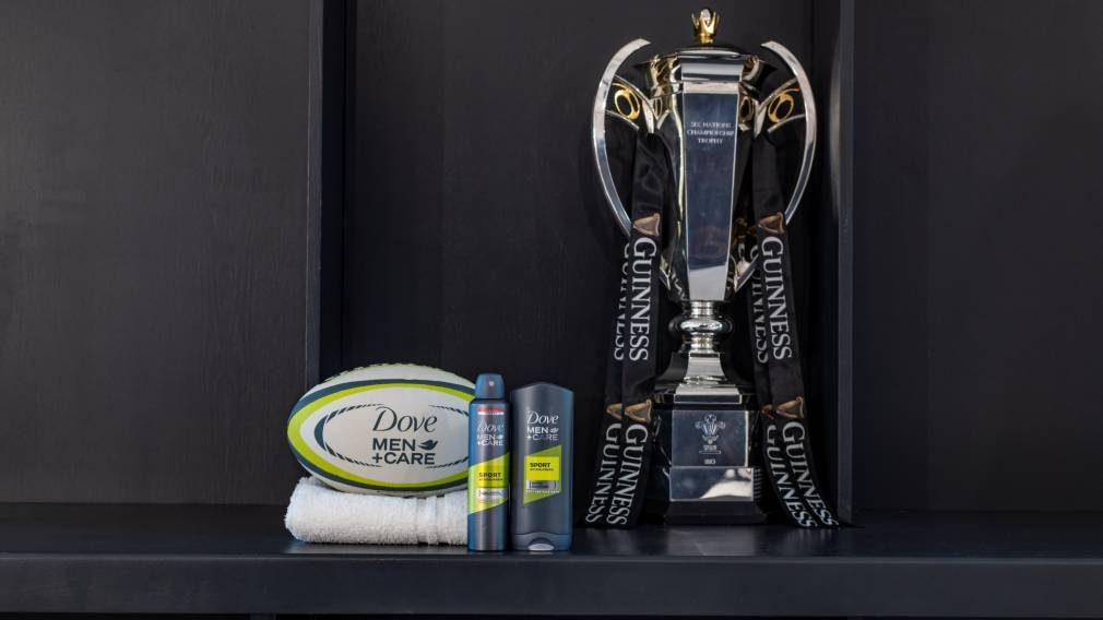 Dove Men+Care and Guinness Six Nations celebrate the values of rugby and kick off the season with multi-year partnership