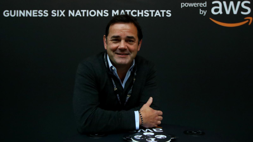 AWS launches five new stats to bring fans closer to the Guinness Six Nations action