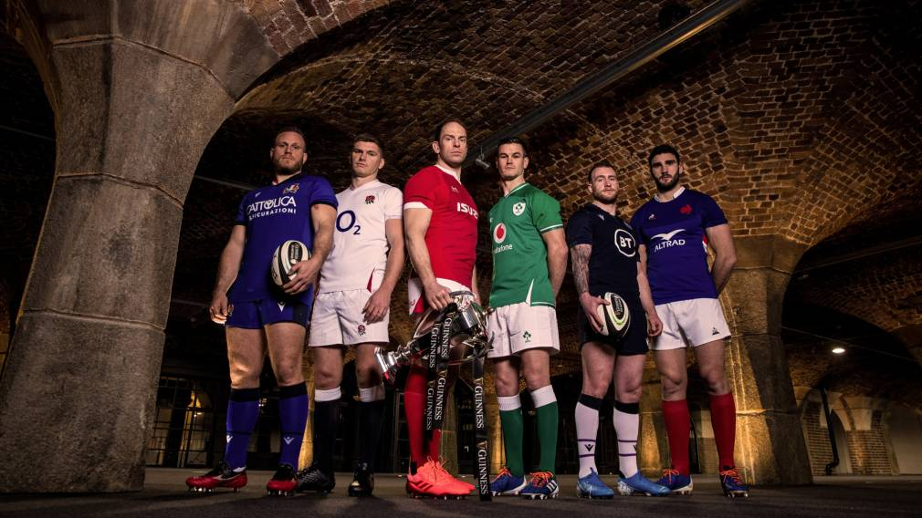 2020 Guinness Six Nations officially launched