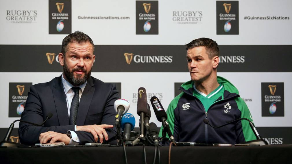 Farrell: Ireland will not sacrifice winning for game development