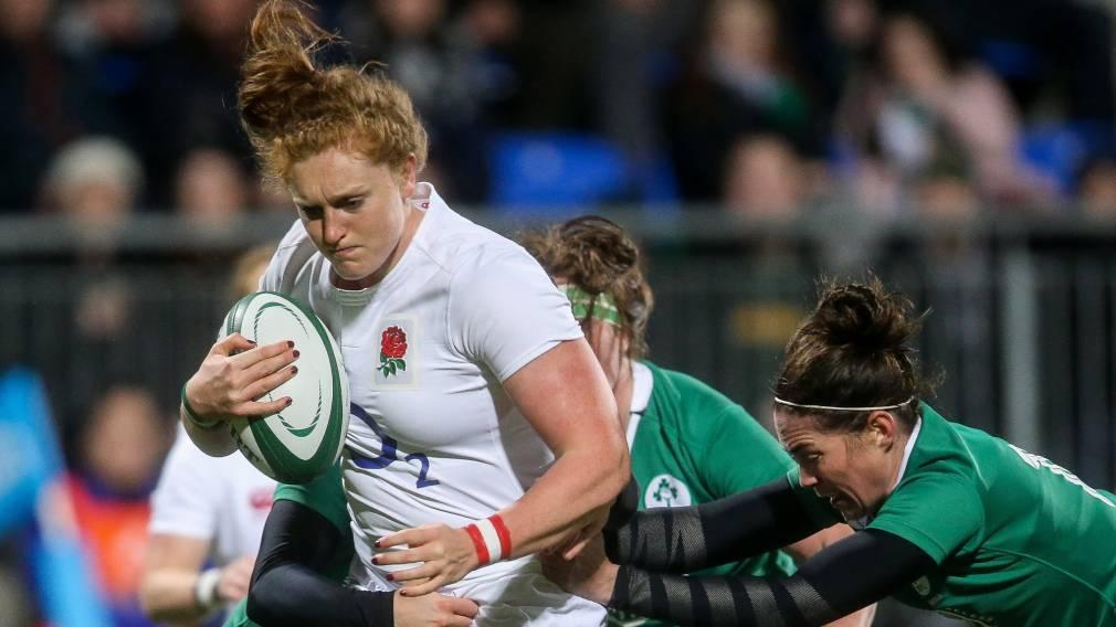 Millar-Mills back in England Women squad