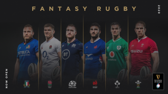 Get ready for the Championship with Guinness Six Nations Fantasy Rugby 2020