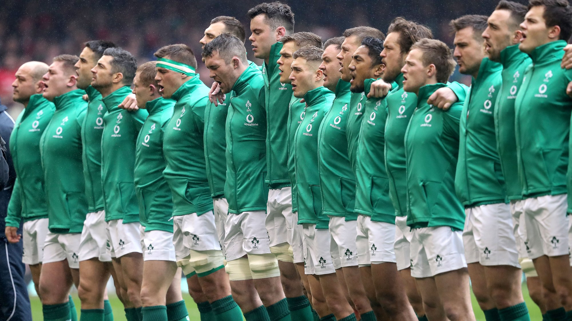 Six Nations Rugby Doris Set For Debut As Farrell Announces First Ireland Team